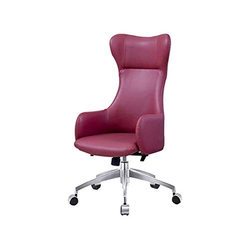 GYZCZX Desk Chairs Office Chair Rotating Chair Lounge Chair Computer Chair Swivel Stool Chair (Color : C)