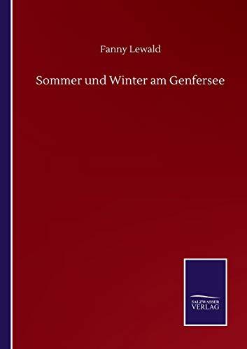 Sommer und Winter am Genfersee