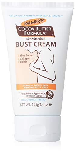 Palmer's Cocoa Butter Formula Bust Cream 4.40 oz (Pack of 3)