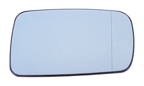 TarosTrade 57-0350-R-50642 Cristal De Retrovisor Calefactable Azul Lado Derecha