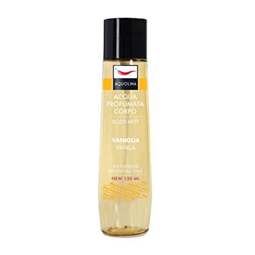 Vanilla - antistress body mist for women 150 ml