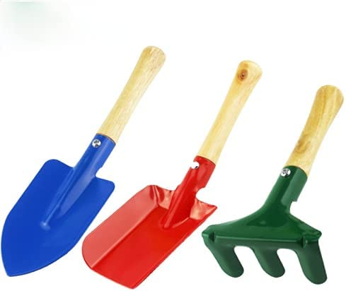 Gardening three piece set children's digging shove planting Ranking TOP11 Max 74% OFF sand