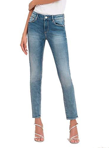 jeans fracomina donna Fracomina Pantalone Bella Perfect Shape Donna Jeans 28