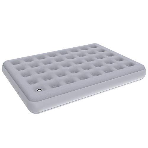 Outdoor Opblaasbaar Bed Dubbele Huishoudelijke Tent Air Bed Mattrice Draagbare Automatische Snel Opblaasbaar, Luchtbed Met Pomp CIM0929