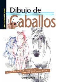 Dibujo de caballos (Técnias Básicas de Dibujo)