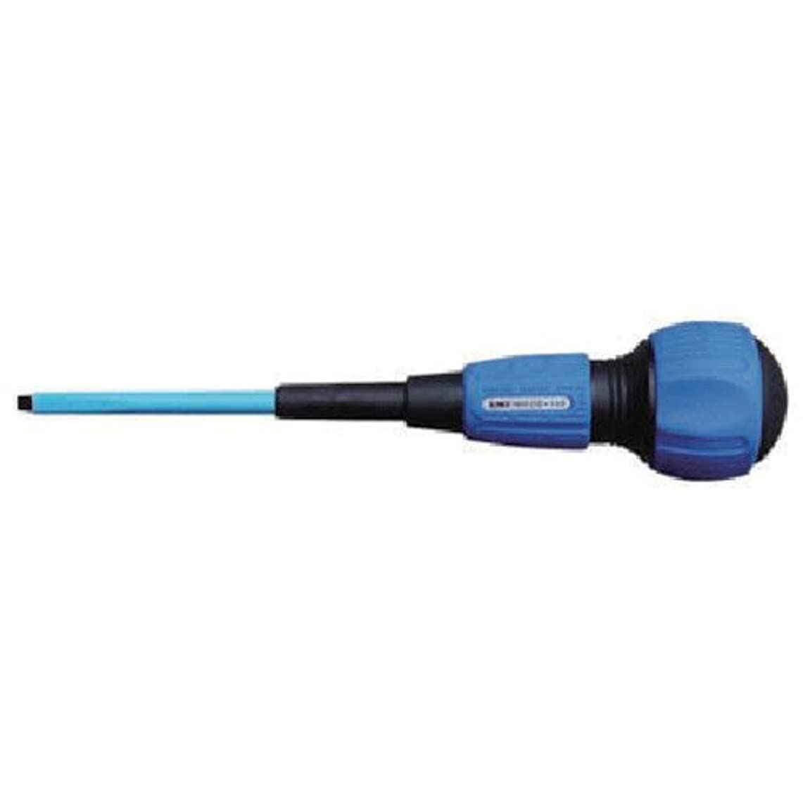 縁お勧め報酬のアネックス(ANEX) 絶縁ドライバー 電工タイプ 短絡防止 -5×100 No.7800