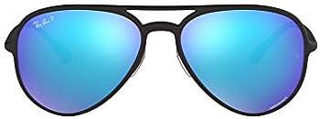 Ray-Ban RB4320CH 58mm Aviator Unisex Sunglasses