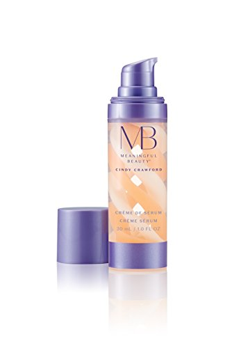 Meaningful Beauty Crème de Serum , Melon Extract Night Moisturizer, 1 Fl Oz 3