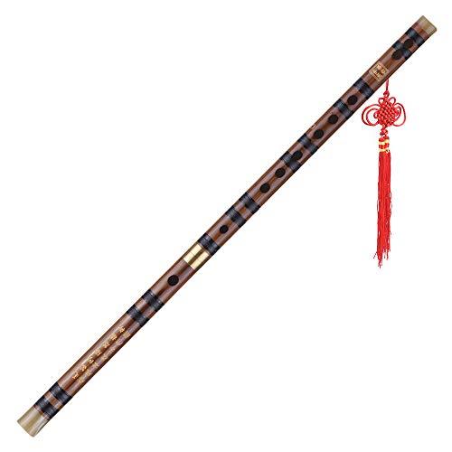 WGOEODI Instrumentos Musicales Tradicionales debambú...