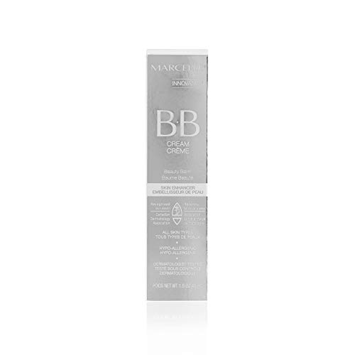 Marcelle BB Cream Beauty Balm, Light to Medium, Hypoallergenic and Fragrance-Free, 1;5 Ounces
