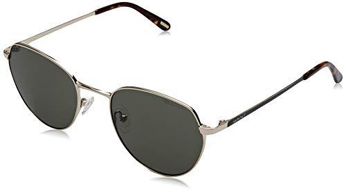 Gant GA7109 Gafas de sol, Verde (Gold/Green), 52.0 Unisex Adulto