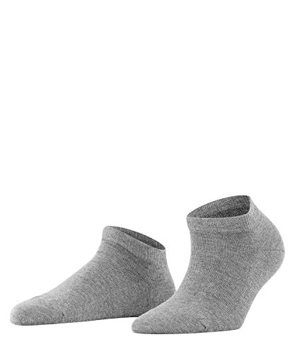 Falke Damen Family W SN Sneakersocken, Grau (Grey Mix 3399), 39-42