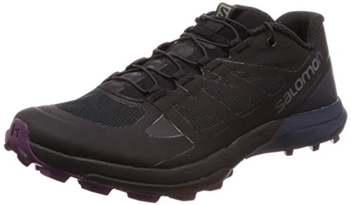 Salomon Sense Pro 3 W – Schuhe Jog Damen, Gloomy Graphite Potent Pink, 36 EU thumbnail