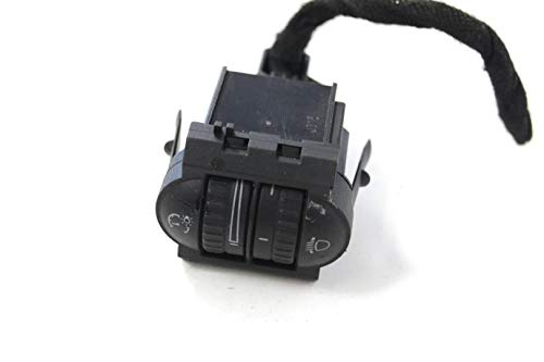 GOLF V 1K 2.0 GTI 2004 RHD Interruptor de control de nivel de faros delanteros 1K0941333A 11285675