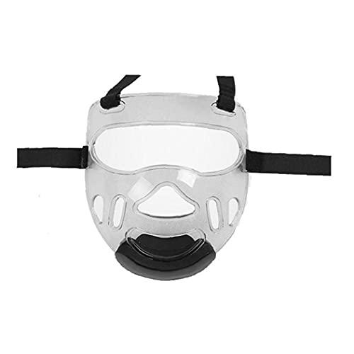 Boxen Gesichtsschutz, Gesichtsschutz für Kopfschutz, Boxen Kopfbedeckungen für Gesichtsschutz Grappling, MMA, Muay Thai, Kickboxen, Karate für Erwachsene
