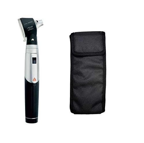 Otoskop Heine Mini 3000- schwarz + Tasche