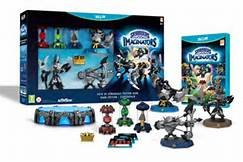 Skylanders Imaginators Dark Edition - Wii U Dark Edition