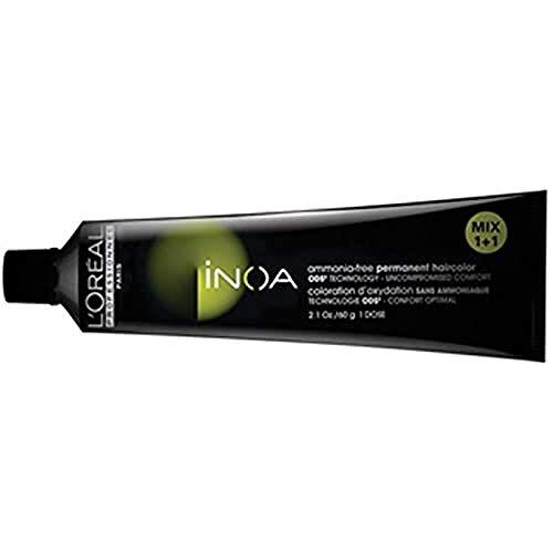 L'Oréal Professionnel Haarfarben und Tönungen INOA Haarfarbe 5.56 Hellbraun Mahagoni, rot, 60 ml