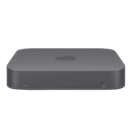 【elago】 Mac mini M1 2020 / Mac mini 2018 対応 ケース 耐衝撃 傷防止 シンプル シリコン カバー 保護 ...
