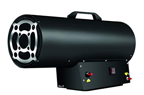 MaxxHome - Generador de aire caliente – Calefactor de gas – Dispositivo de protección termostática – 40 x 30 x 30 cm – 15 kW
