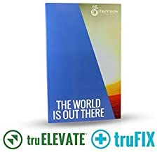 TRUVISION HEALTH - TRUFIX - TRUELEVATE - 3 WEEK SUPPLY - (90) CAPSULES - REPLACES WEIGHT & ENERGY WITH BETTER FORMULA