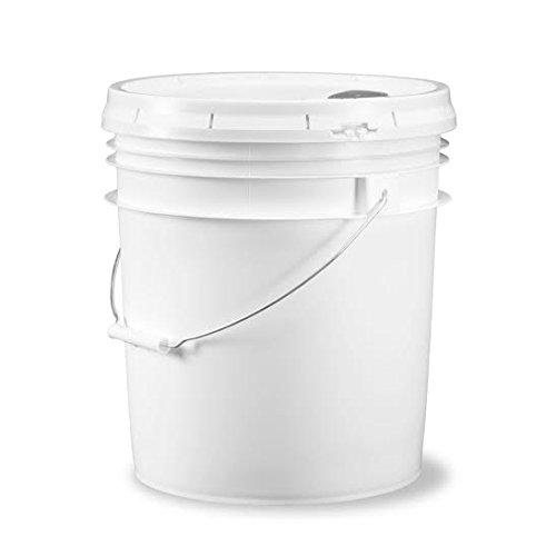 De qualité alimentaire sans BPA seaux–Différentes tailles et quantités