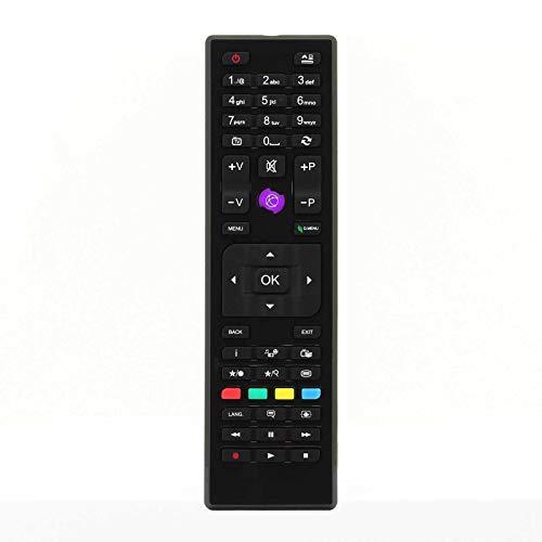 Ersatz Fernbedienung Kompatibel mit Telefunken D32H280Q3 LCD LED TVs