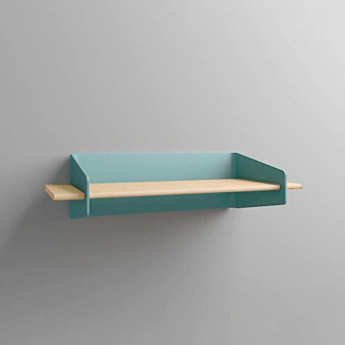 QSAA Home Storage Organizer Boekenkast Opslag Beeld Ledge Plank Wanddecoratie Scandinavische Creatieve Wandplank Smeedijzer Moderne Minimalistische Wandopknoping Woonkamer Keuken Plank
