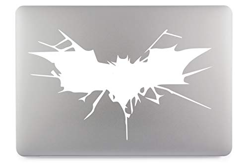 Batman Symbol Apple MacBook Air Pro Aufkleber Skin Decal Sticker Vinyl (15')