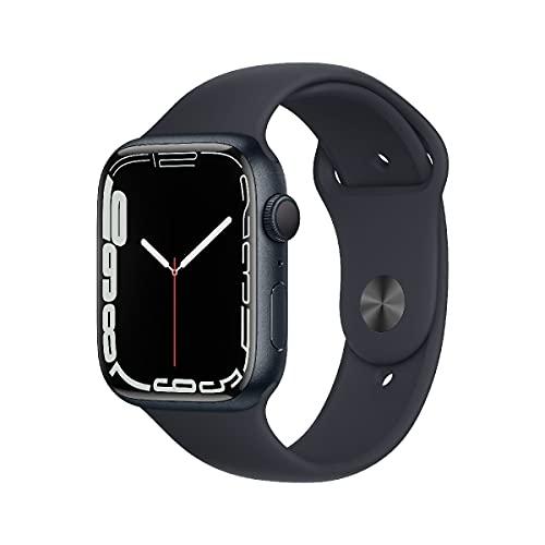 AppleWatch Series7 (GPS, 45mm) - Mitternacht