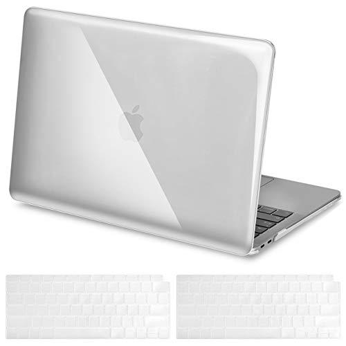 Miger - Carcasa rígida para MacBook Pro de 13' (2017/2016), para los modelos A1706 y...