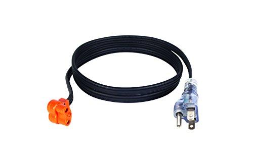 Zerostart 3600116 Lit Plug Cordset for Engine Block Heaters, 5-feet  ...