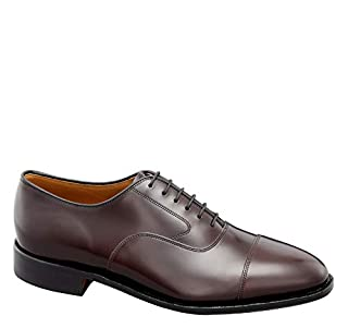 Johnston & Murphy Men's Melton Cap Toe Shoe Burgundy Calfskin 8 E US (B000UUMBMA) | Amazon price tracker / tracking, Amazon price history charts, Amazon price watches, Amazon price drop alerts