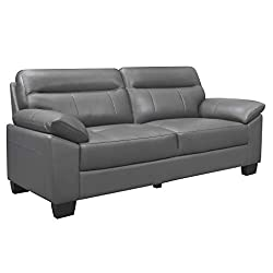 best top rated homelegance leather sofa 2021 in usa