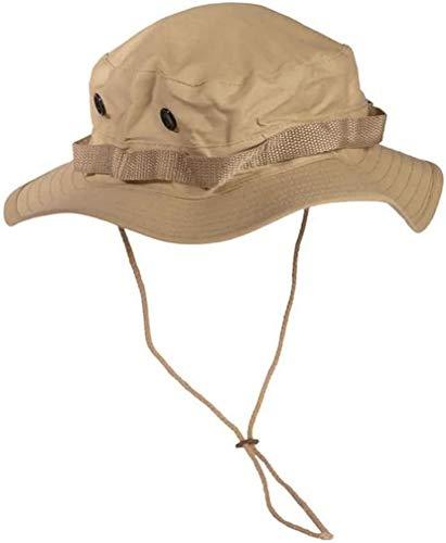 Mil-Tec GI Boonie Hat Khaki, 61cm (X-Large)