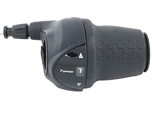 Shimano Nexus SL-C3000 - Cambio de marchas (7 marchas, incluye cable de cambio, incluye parches para manguera), color negro