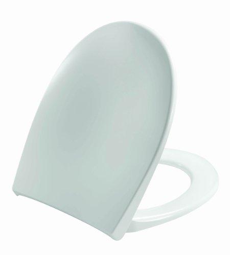Pressalit Scandinavia PLUS WC-Sitz mit Absenkautomatik und lift-off; weiß