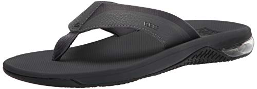 Reef Herren Anchor Flipflop, Grey, 40 EU