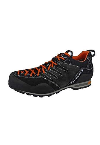 AKU Messieurs 550–052 Gore Tex Outdoor Chaussures de randonnée Rock II GTX Nero eur 40 noir