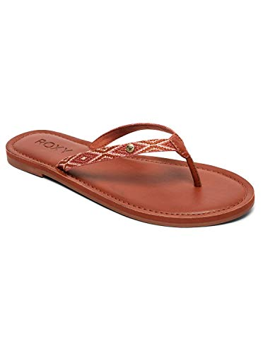 Roxy Janel - Sandals for Women - Sandalen - Frauen - EU 38 - Braun