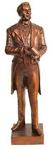 One Moment In Time S25B Statue Joseph Smith Bronze 10' Cultured Marble Mormon CTR LDS