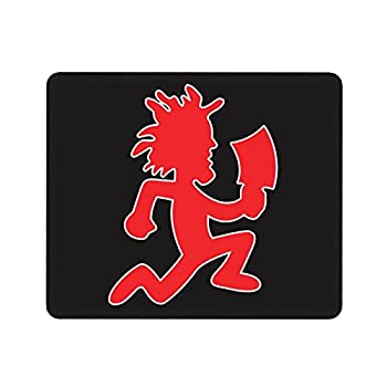 Hatchetman Logo Mouse Pad with Stitched Edge Non-Slip Rubber Base Mouse Mat for Laptop Computer Personalized Design Mousepad