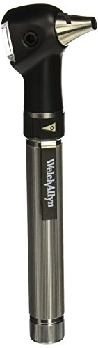 Welch Allyn WEL22821 PocketScope Otoscope with'AA' Handle and Soft Case