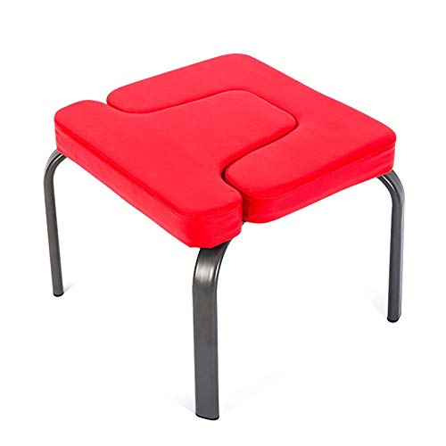 Review Of ZYK Yoga Inversion Chair, Home Portable Yoga Stool Handstand Chair Yoga Headstand Inversio...