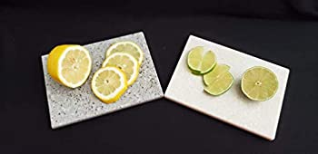 Citrus Reclaimed Solid Surface  I.e Corian  Cutting Board and Serving Board