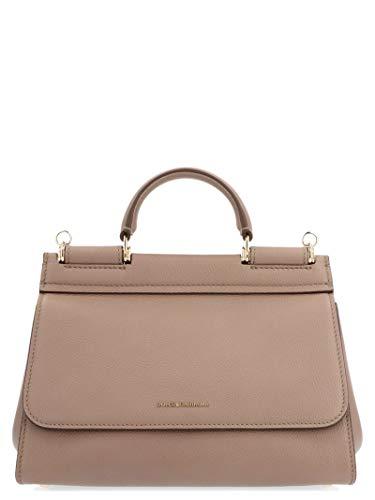 Luxury Fashion   Dolce E Gabbana Donna BB6755AA40987148 Rosa Borsa A Mano   Autunno Inverno 19
