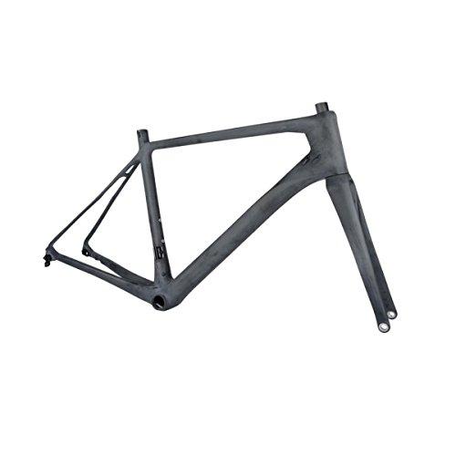 ridewill Bike marco Strada Disco RB02Cónico carbono Pressfit pf86Talla 53(Corsa)/frame Road Disc RB02Tapered Carbon Pressfit pf86Size 53(Race)