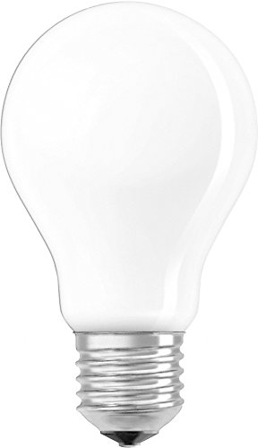 Osram LED SuperStar Classic A Lampe, in Kolbenform mit E27-Sockel, dimmbar, Ersetzt 75 Watt, Matt, Warmweiß - 2700 Kelvin, 6er-Pack