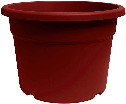 Poetic FLORIO Pot de fleurs Rouge 40 x 40 x 27 cm
