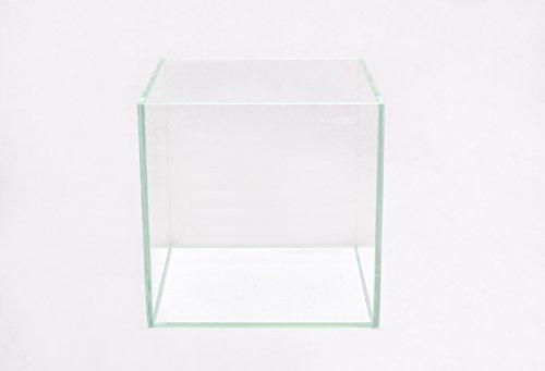 FireAqua Weißglas 16l Cube